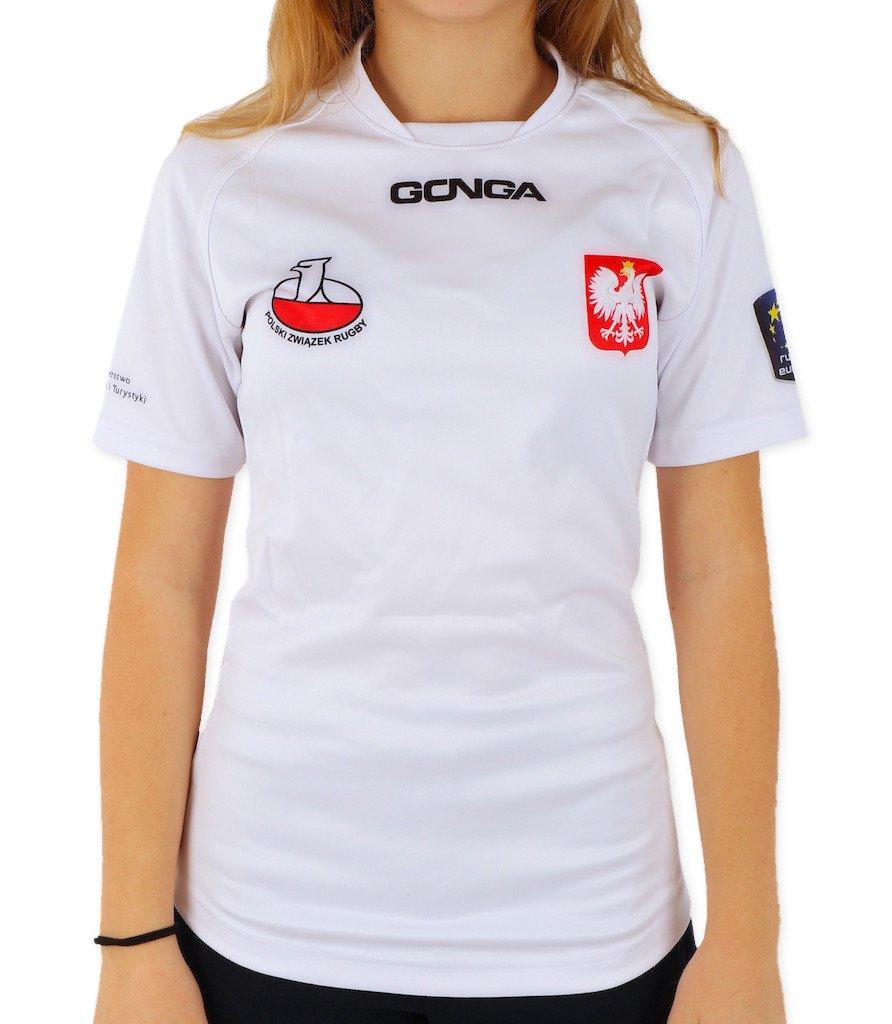 95e1a1fc1 Gonga Pro Rugby Shirt WMNS - Reprezentacji Polski | REPREZENTACJA ...